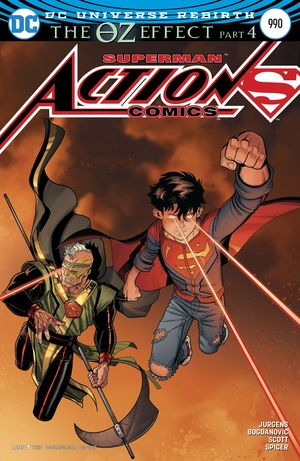 ACTION COMICS (2016 3RD SERIES) #990
