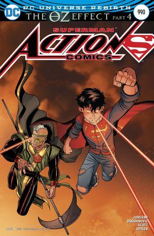 ACTION COMICS (2016 3RD SERIES) #990