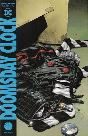 DOOMSDAY CLOCK (2017) #2