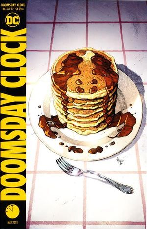 DOOMSDAY CLOCK (2017) #4