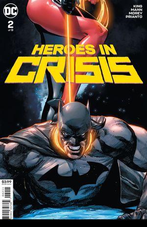 HEROES IN CRISIS (2018) #2