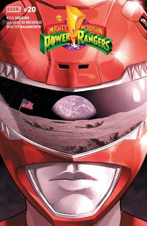 MIGHTY MORPHIN POWER RANGERS (2016) #20