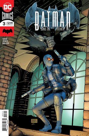 BATMAN SINS OF THE FATHER (2018) #3