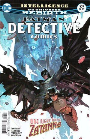 DETECTIVE COMICS (2016) #959