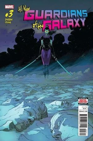 ALL NEW GUARDIANS OF THE GALAXY (2017) #3