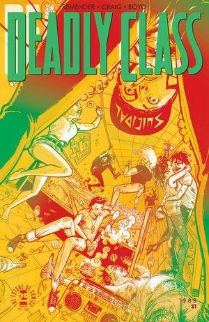 DEADLY CLASS (2013) #31