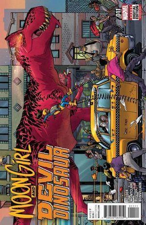 MOON GIRL AND DEVIL DINOSAUR (2015) #11