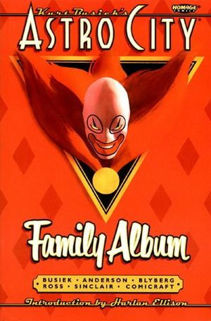 ASTRO CITY FAMILY ALBUM TPB (1998) #1