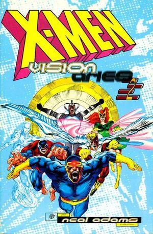 X-MEN VISIONARIES NEAL ADAMS TPB (1996) #1