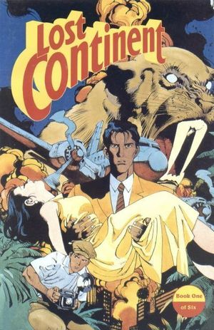 LOST CONTINENT (1990) #1-6