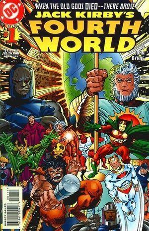 JACK KIRBYS FOURTH WORLD (1997)