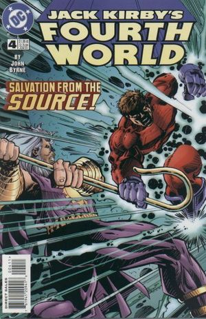 JACK KIRBYS FOURTH WORLD (1997) #4