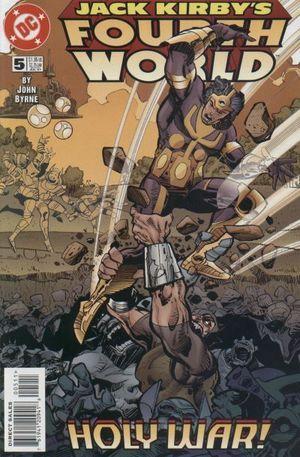 JACK KIRBYS FOURTH WORLD (1997) #5