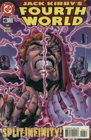 JACK KIRBYS FOURTH WORLD (1997) #6
