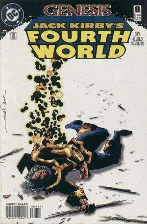 JACK KIRBYS FOURTH WORLD (1997) #8