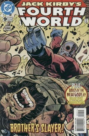 JACK KIRBYS FOURTH WORLD (1997) #9