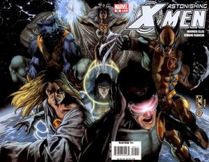 ASTONISHING X-MEN (2004 3RD SERIES) #25