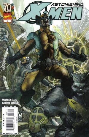 ASTONISHING X-MEN (2004 3RD SERIES) #28