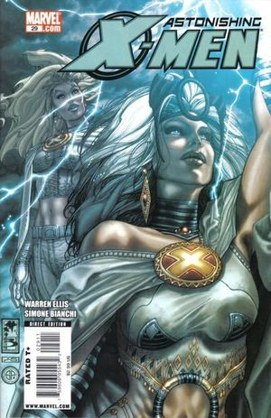 ASTONISHING X-MEN (2004 3RD SERIES) #29