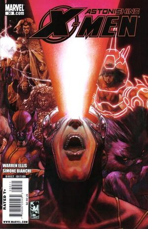 ASTONISHING X-MEN (2004 3RD SERIES) #30