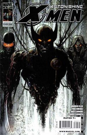 ASTONISHING X-MEN (2004 3RD SERIES) #33