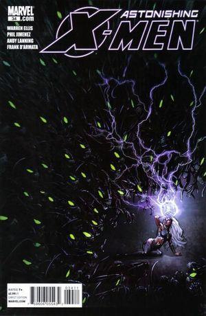 ASTONISHING X-MEN (2004 3RD SERIES) #34