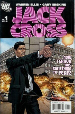 JACK CROSS (2005) #1-4