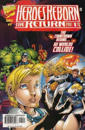 HEROES REBORN THE RETURN (1997) #1-4