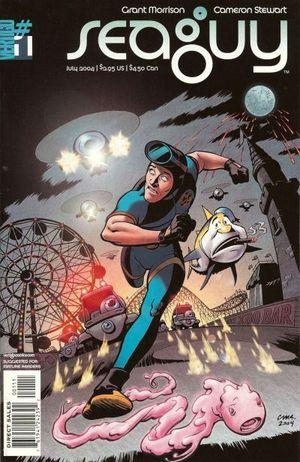 SEAGUY (2004) #1-3