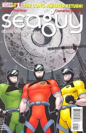 SEAGUY THE SLAVES OF MICKEY EYE (2009) #1-3
