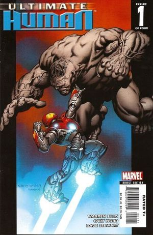 ULTIMATE HUMAN (2008 MARVEL) #1-4