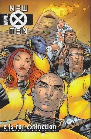 NEW X-MEN TPB (2001-2004) #1-7