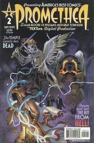 PROMETHEA (1999) #2