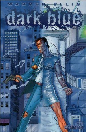 DARK BLUE TPB (2002 WARREN ELLIS) #1