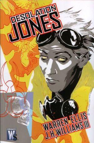 DESOLATION JONES TPB (2006) #1
