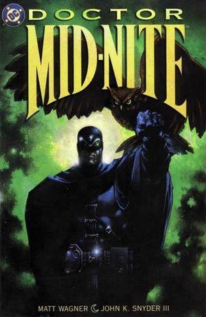 DOCTOR MID-NITE (1999) #1-3