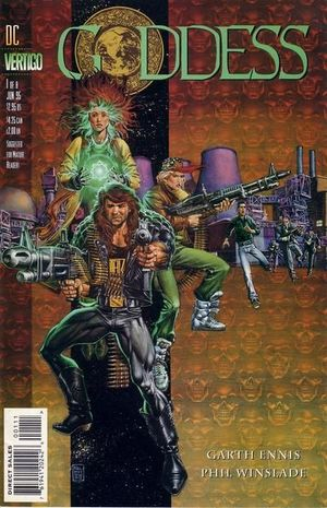 GODDESS (1995) #1-8