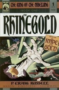 RING OF THE NIBELUNG RHINEGOLD (2000) #1-4