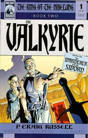 RING OF THE NIBELUNG VALKYRIE (2000) #1-3