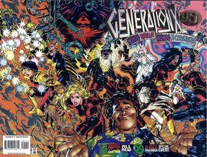 GENERATION X (1995) ANNUAL #1995