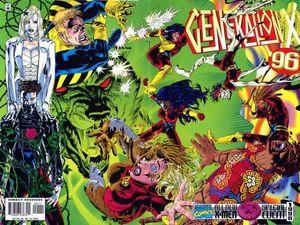 GENERATION X (1995) ANNUAL #1996