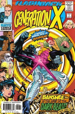 GENERATION X (1994) #-1