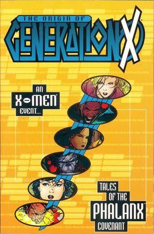 X-MEN ORIGIN OF GENERATION X TPB (1997) #1