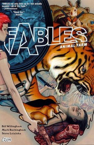 FABLES TPB (2002) #2