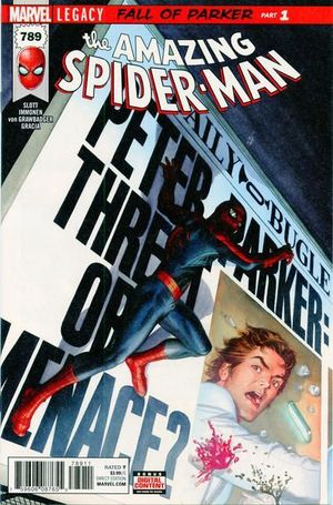 AMAZING SPIDER-MAN (2017 5TH SERIES) #789