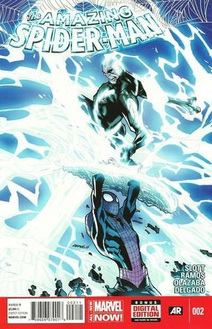 AMAZING SPIDER-MAN (2014 3RD SERIES) #2
