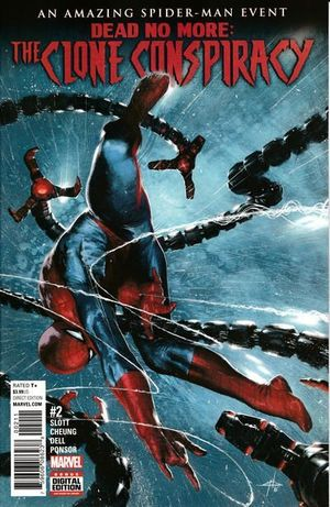 CLONE CONSPIRACY (2016 MARVEL) #2