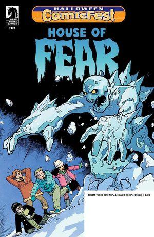 HCF 2019 HOUSE OF FEAR ATTACK OF KILLER SNOWMEN #1