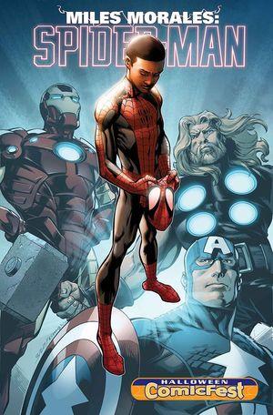 HCF 2019 MILES MORALES SPIDER-MAN #1