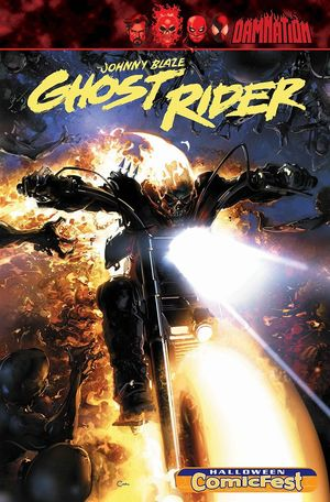 HCF 2019 GHOST RIDER KING OF HELL #1